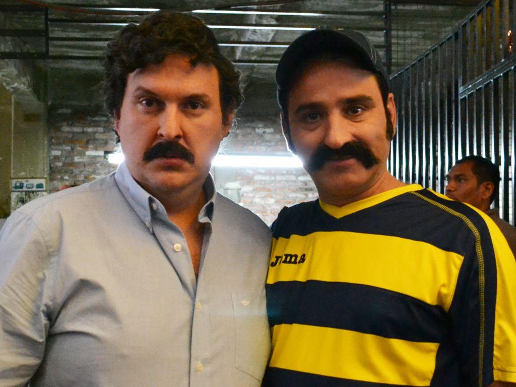Pablo Escobar Milton Jiménez El Cabo Pablo Escobar Los Cabos Sapos