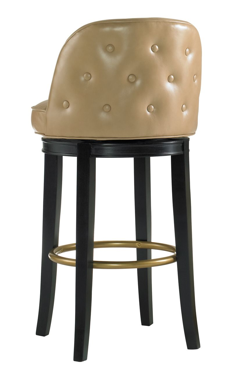 Master Bath vanity Stool: #490 Swivel stool. Seat height 27