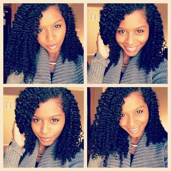 #HairCrush...love her braidouts