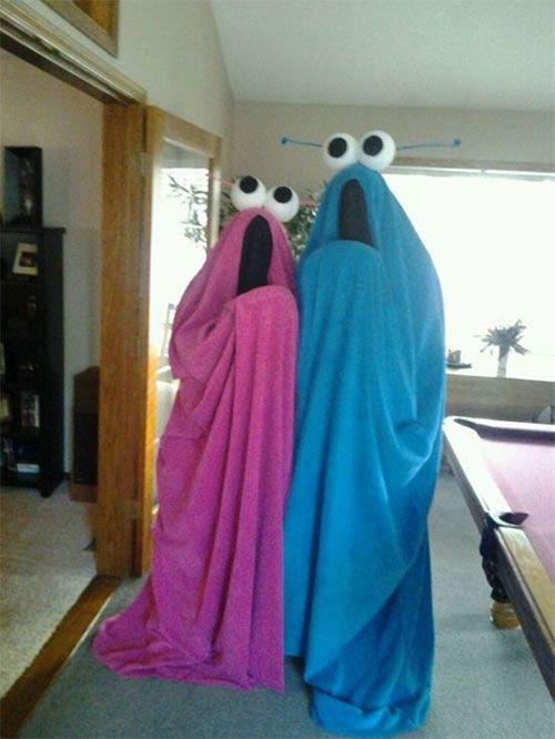 homemade costume ideas 15 Funny, Cheap  Easy Homemade Halloween - cheap homemade halloween costume ideas