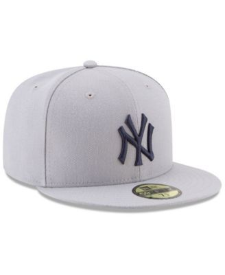 5e523099ad5e6 New Era Boys  New York Yankees Players Weekend 59FIFTY Fitted Cap - Gray 6  5 8