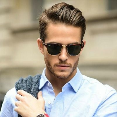 Side Parting For Men Fine Hair Professional Mens Haircuts Mens Hairstyles Thick Hair Business Hairstyles