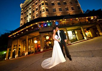 VENUE Eureka Springs Wedding Packages At The 1905 Basin Park Hotel