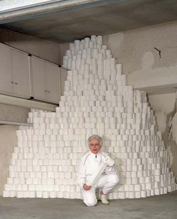 Now That Is A Stockpile Weird Pictures Funny Pictures All The Things Meme