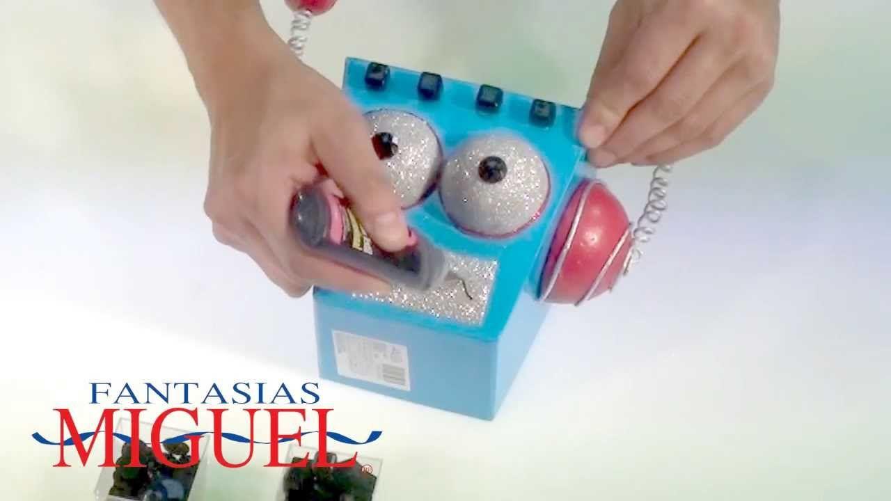 Excelente Fáciles Uñas Robot Ornamento - Ideas de Diseño de Arte de ...