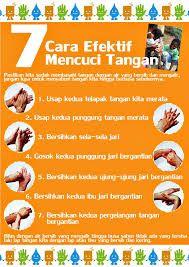 Hasil Gambar Untuk 7 Langkah Cuci Tangan Mencuci Tangan Tangan Pembersihan