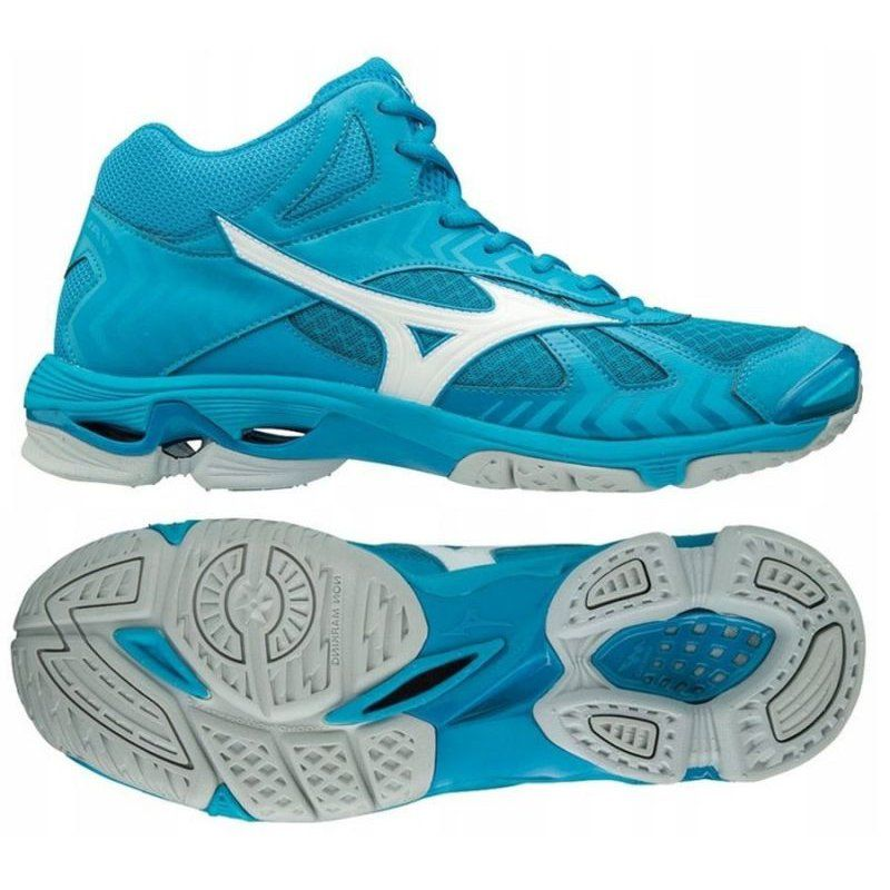 Buty Do Siatkowki Mizuno Wave Bolt 7 M V1ga186598 Niebieskie Niebieskie Mizuno Brooks Sneaker Sneakers Nike