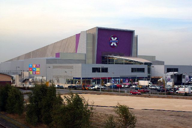 Snozone Castleford Is Based Inside The Xscape Building