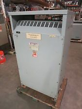 pin by river city industrial on rci new ebay listingscutler hammer 175 kva 460 to 460y 266 v md175e92 3 phase isolation transformer visit