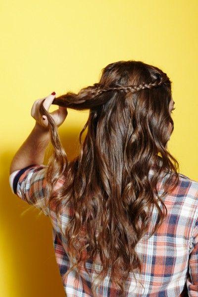 4 DIYs for sleek, straight hair!