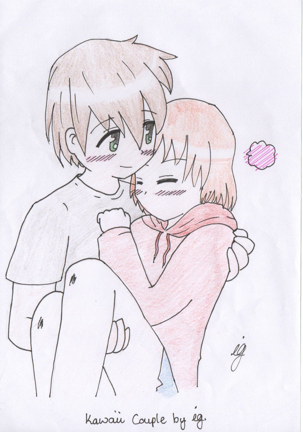 drawings Google Search Art Pinterest Anime couples