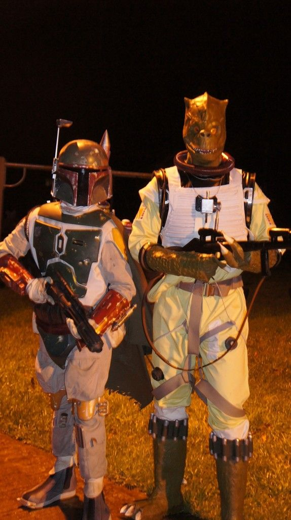 Pin By Stew On Bossk Costume Star Wars Ep V Costumes