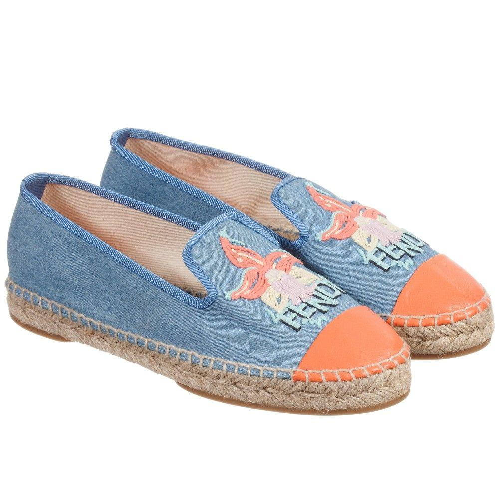 Chaussures - Espadrilles Fendi NL0VUTX8l
