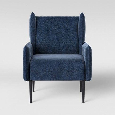 Riverview Modern Accent Arm Chair Indigo Project 62 Adult