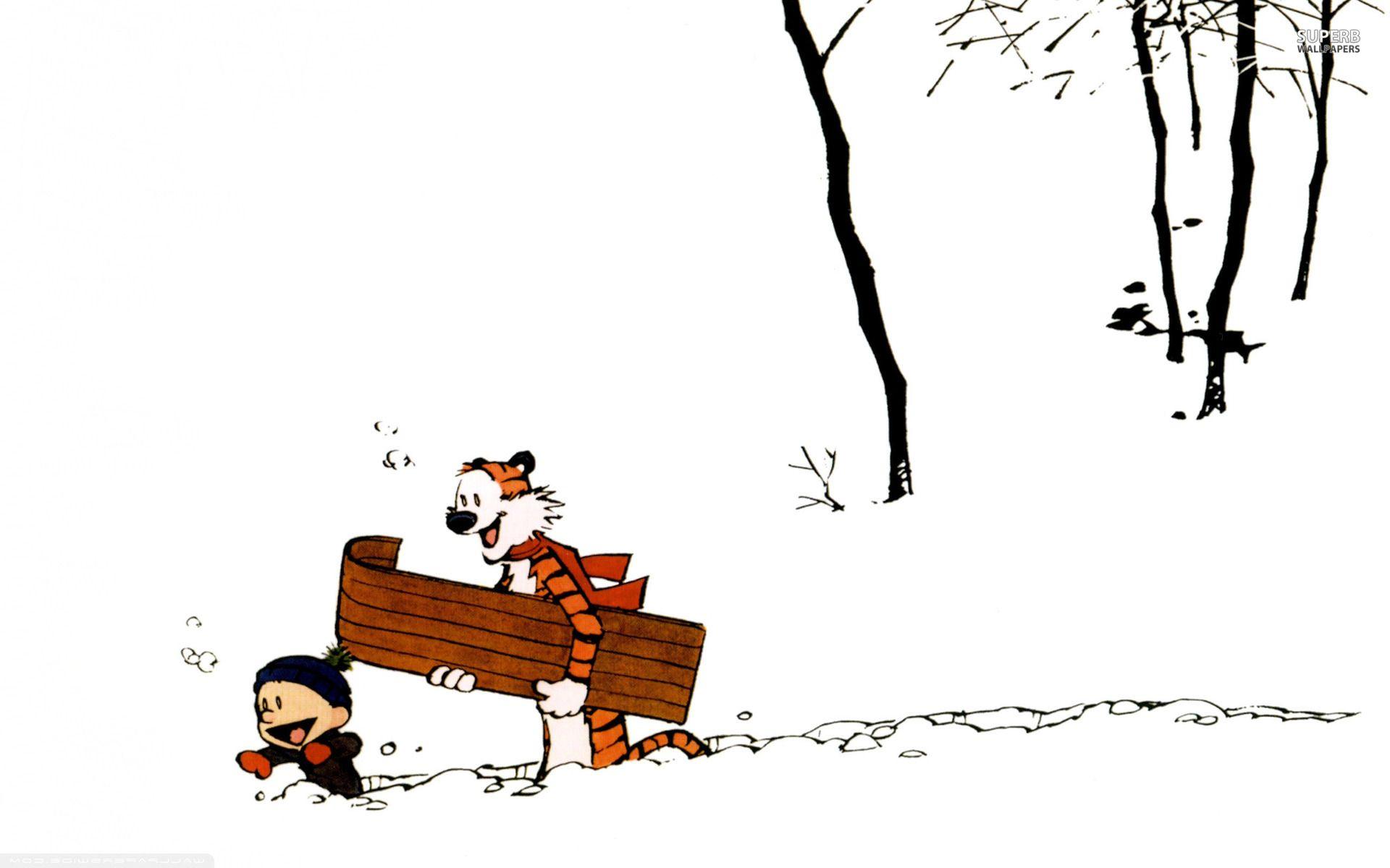 Calvin And Hobbes Wallpaper Calvin And Hobbes Wallpaper Comic