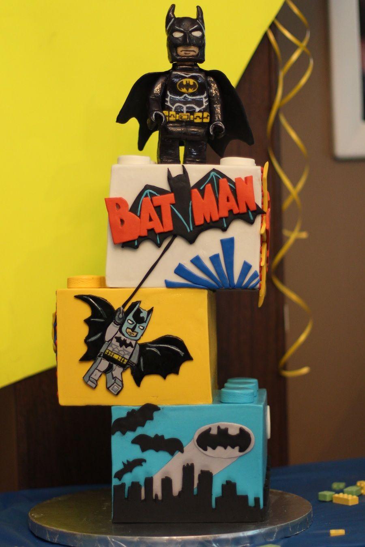 Lego Batman Cake Cakes Pinterest Lego Batman Cakes Batman - Lego batman birthday cake