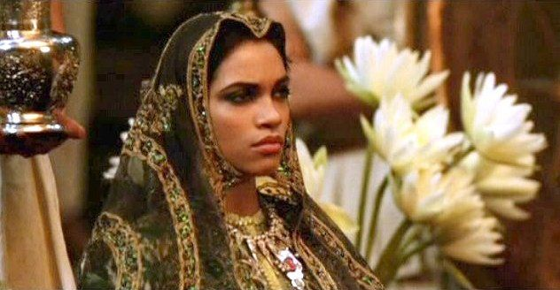 Rosario Dawson As Roxane In Alexander The Great Alexander The