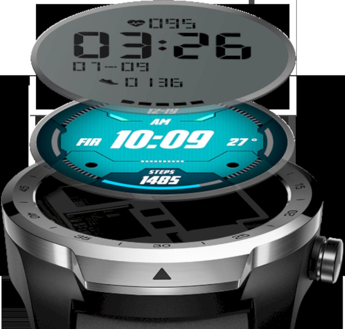 TicWatch Pro The Real Premium Smartwatch Onu