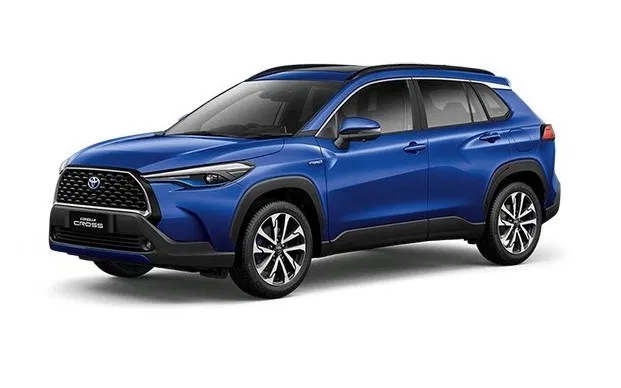 2022 Toyota Corolla Cross This What We Know So Far Allnew Toyota Toyota Corolla Toyota Sport Suv
