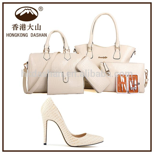 4e9f784362 Source Y71 Ladies fashion shoes set 6 for women in handbags shoes match bags  handbag women Wholesale made in china online shopping on m.alibaba.com