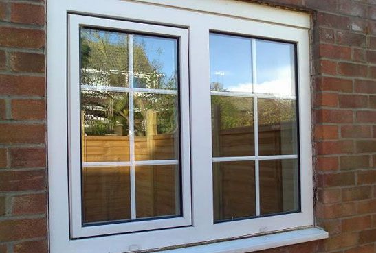 UPVC windows and doors are used for saving energy and making your