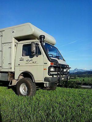 volkswagen vw lt 4x4 allrad fernreisemobil offroad als. Black Bedroom Furniture Sets. Home Design Ideas