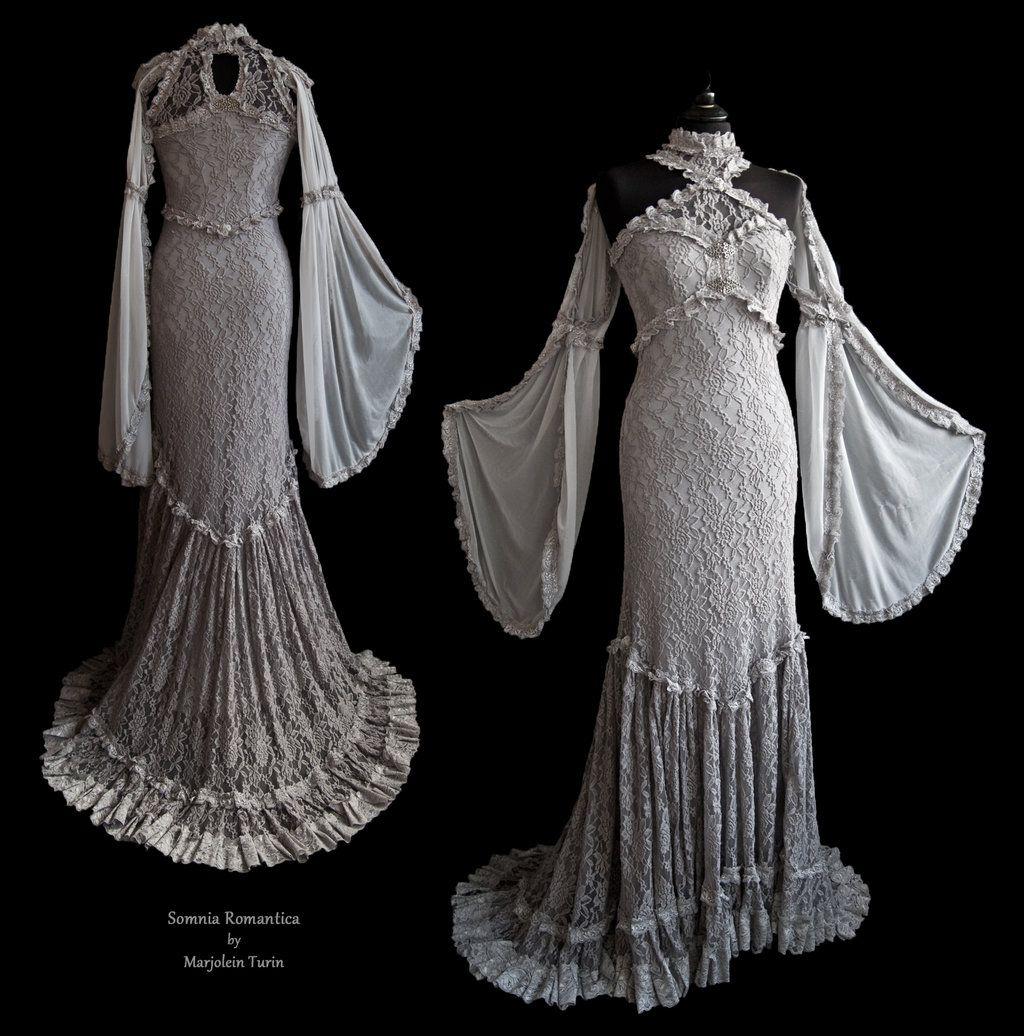 dress Idolon , by Somnia Romantica, M. Turin by