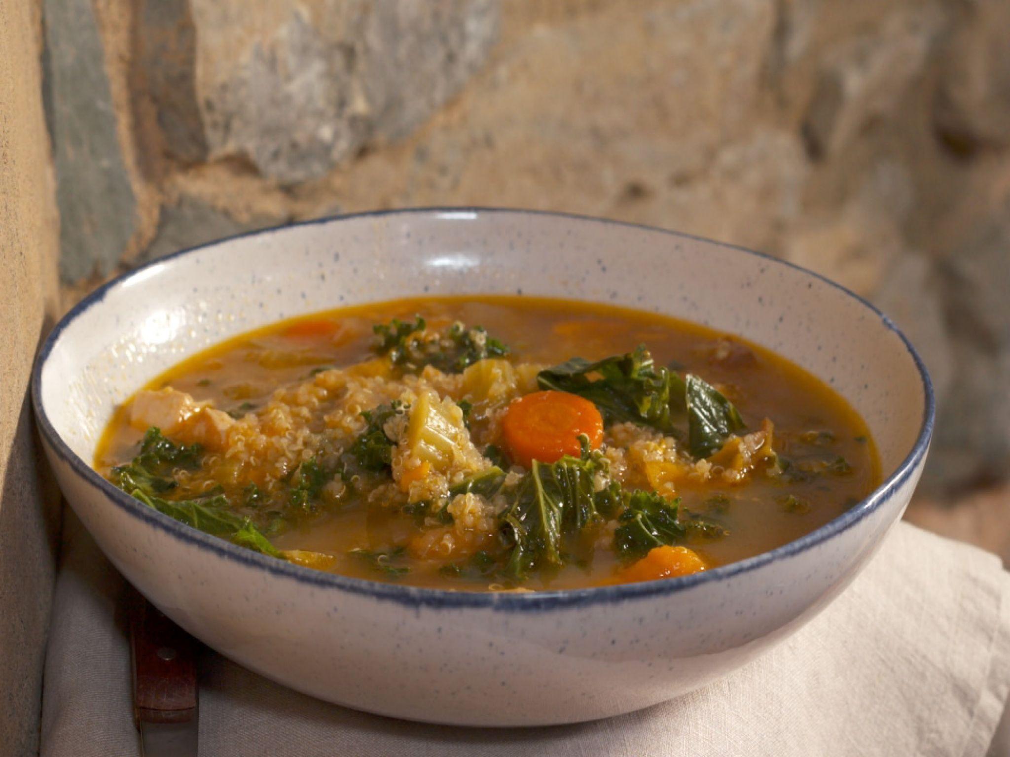 Chicken veggie soup recipe nancy fuller veggie soup and ground chicken veggie soup forumfinder Choice Image