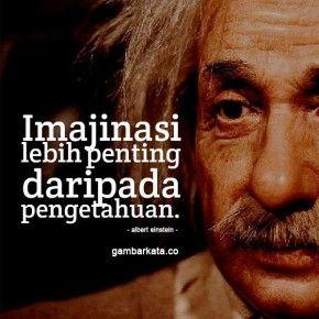 Gambar Kata Kata Bijak Albert Einstein Einstein Bijak Kata Kata Motivasi
