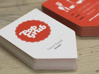 20 Tarjetas de Presentación Creativas ~ Planeta Gráfico Tarjetas - tarjetas creativas