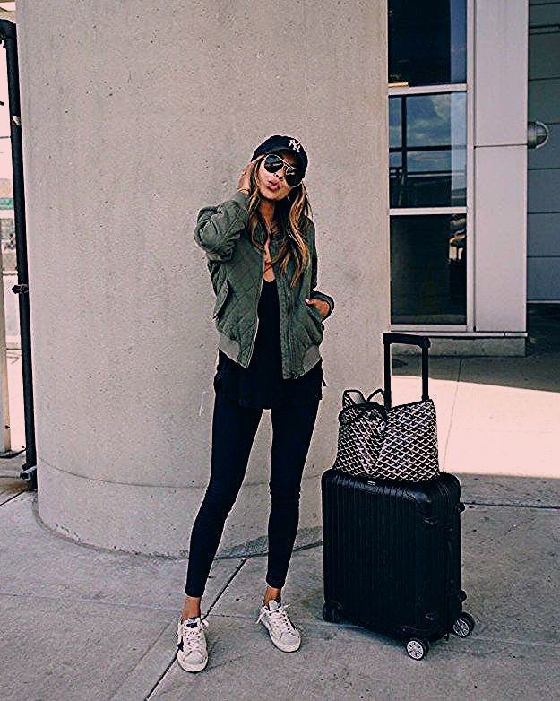 Photo of 5 Perfect Holiday Travel Outfit Ideas – Abigail Nora