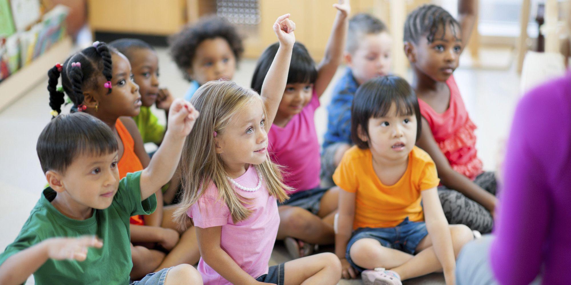 Democratic And Republican Voters Preschool
