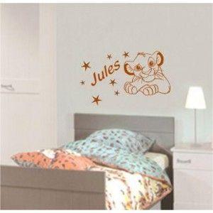 for Decoration chambre le roi lion