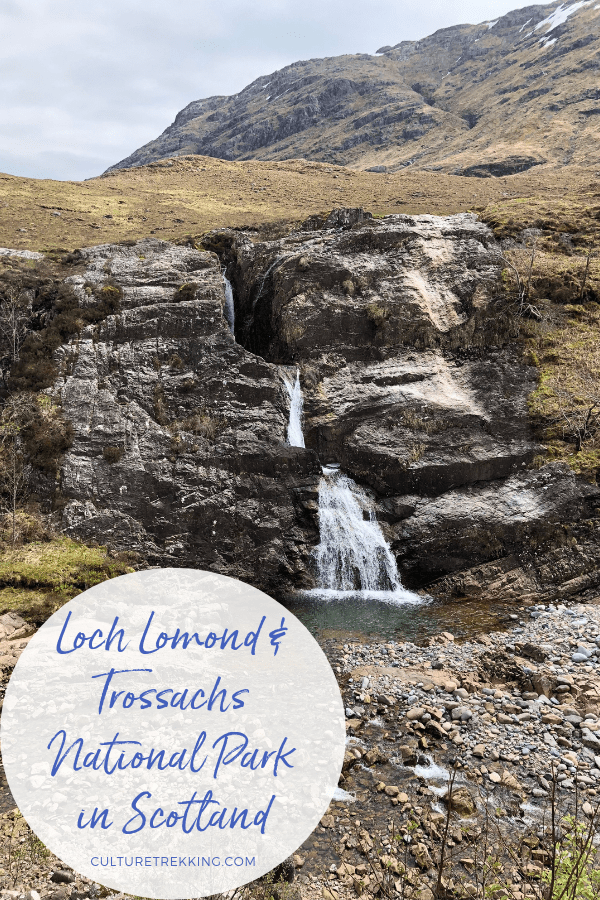 Loch Lomond and Trossachs National Park in Scotland : An International Treasure #lochlomond