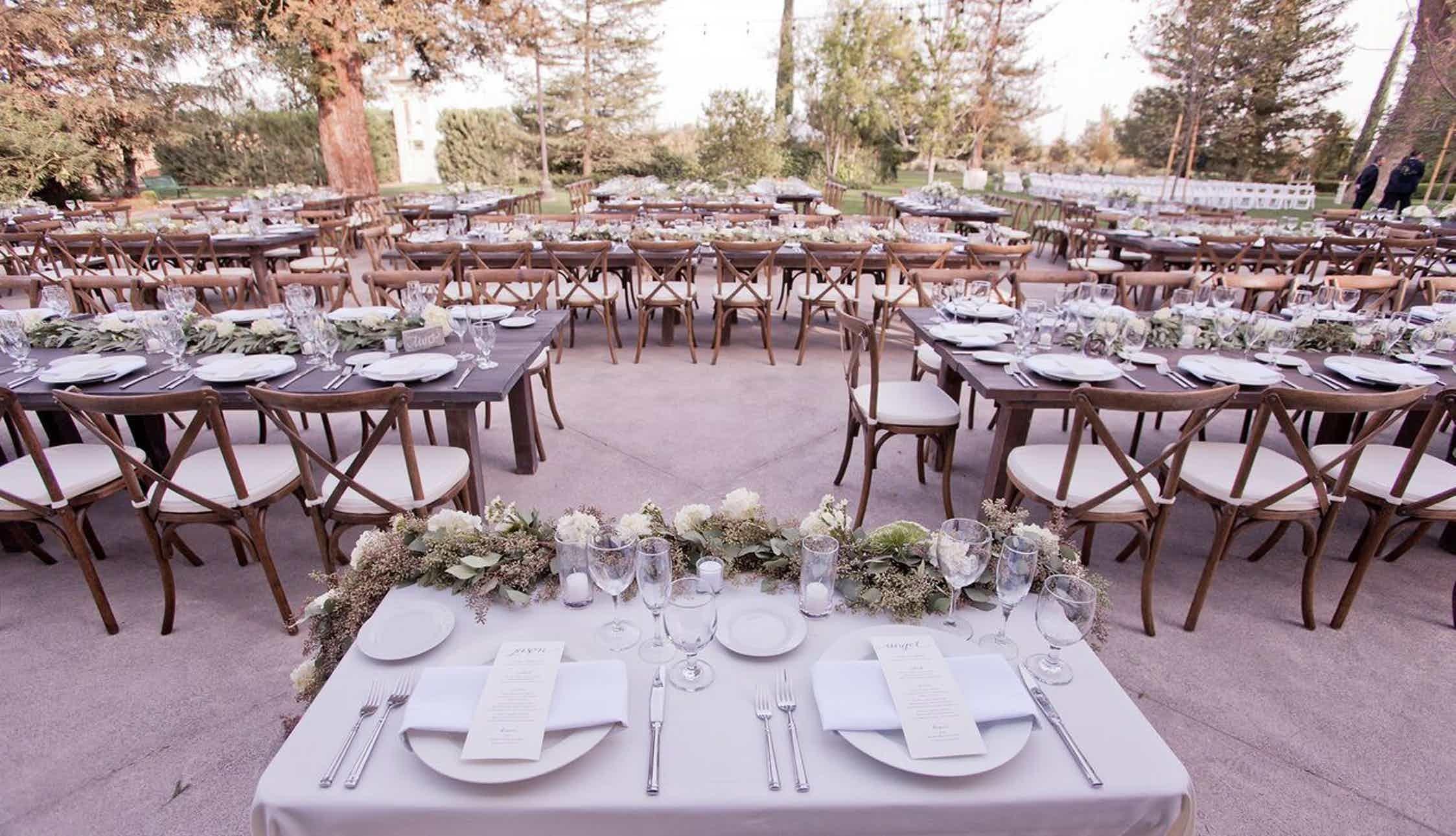 Park Winters Weddings Northern California Outdoor Wedding ...