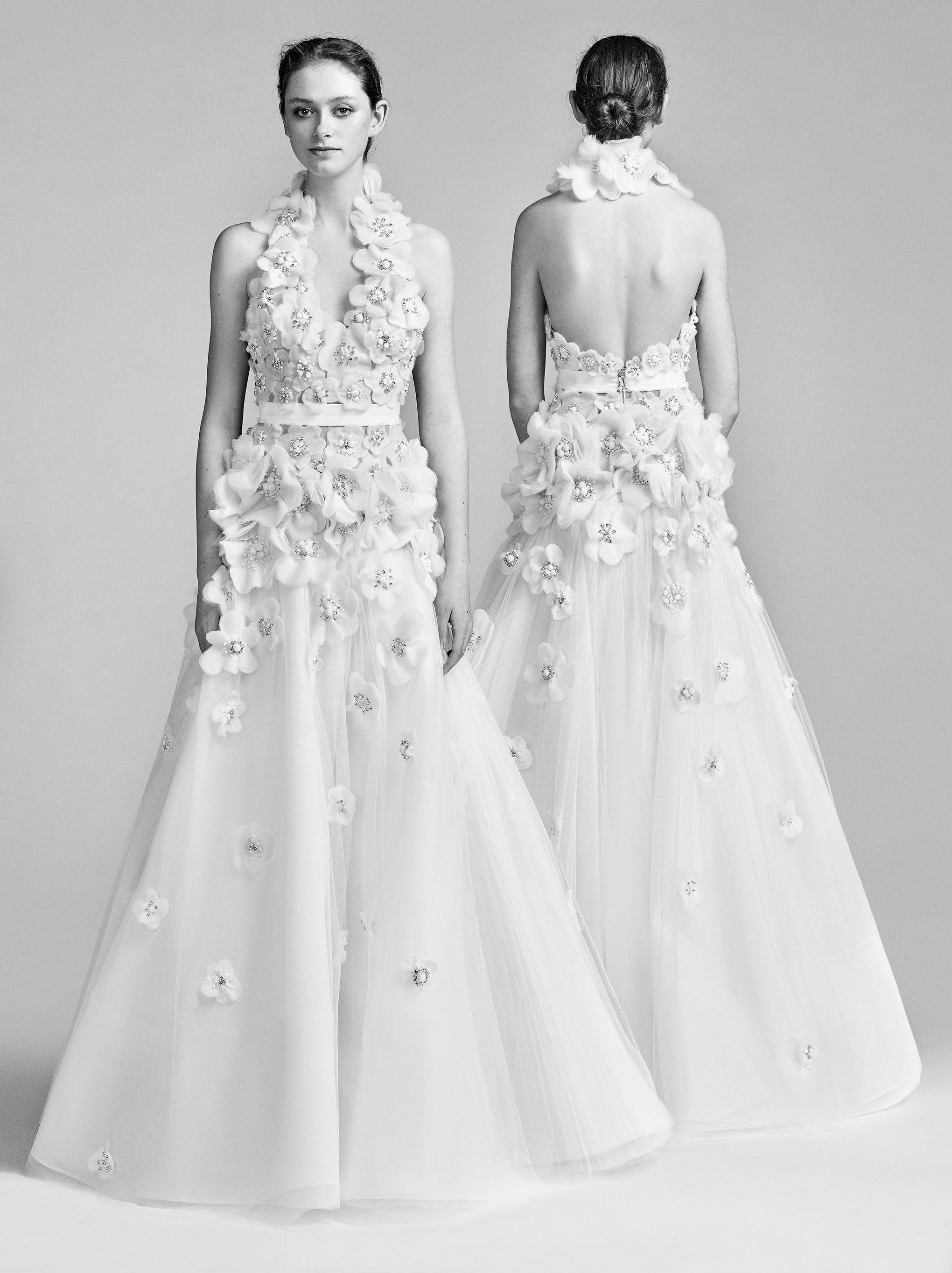 03481e003ce2 Viktor & Rolf Bridal Spring 2018 Fashion Show   Bridal   Wedding ...