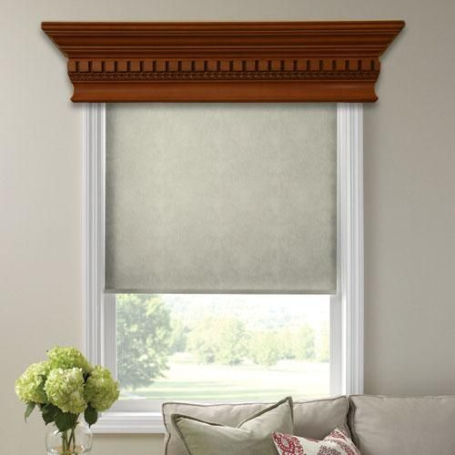 Wood Cornices (With images) Window decor, Window