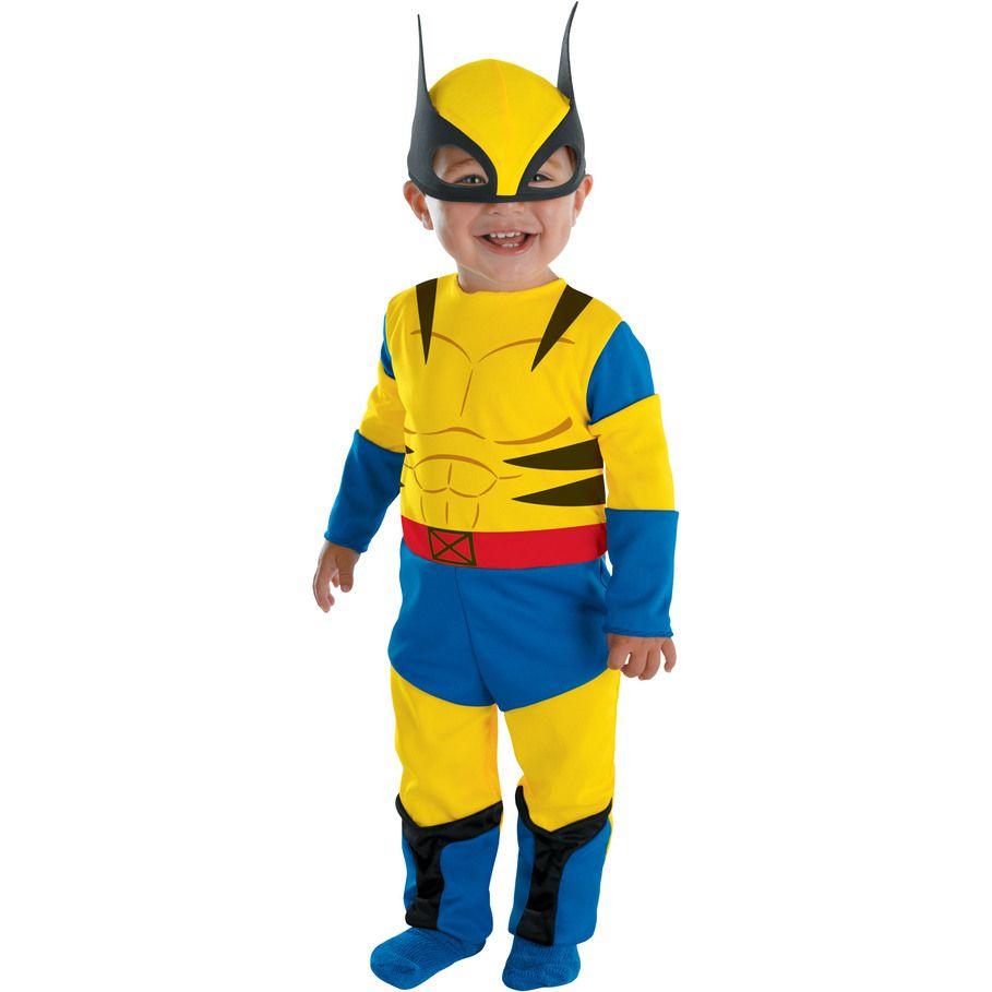 Wolverine Infant Costume  sc 1 st  Pinterest & Wolverine Infant Costume | Halloween | Pinterest | Halloween ideas