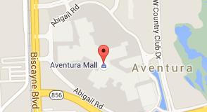 Map of Aventura Mall