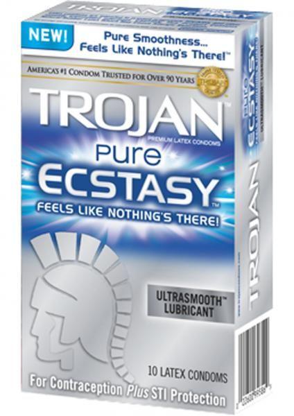 Trojan Pure Ecstasy 10 Ct. #SexToysShop #SexToys #Sexy #condoms #condom #Contempo #Impulse #Lifestyles #Durex #NonLatex #Latex #contempo #Kimono #resevoir #lelo #lubricated #XXL #Trojan #BritishCondoms #Trustex #Strawberry #Magnum #Spermicidal #Ecstasy #ClimaxControl #Naturalamb