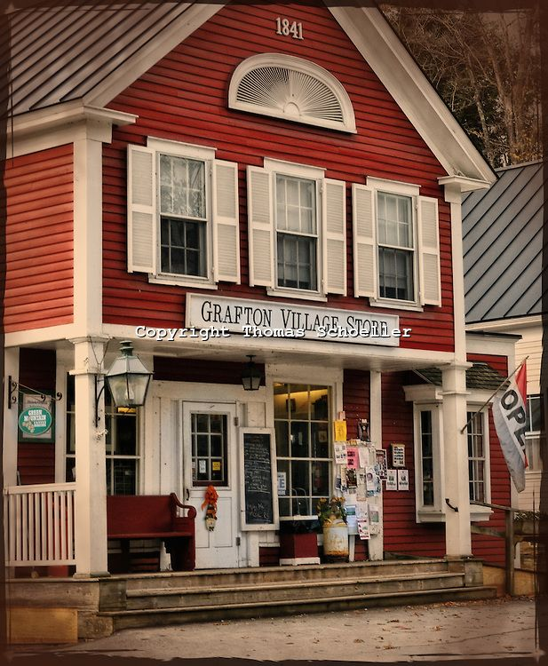 Grafton, Vermont..quaint Towns In Vermont -