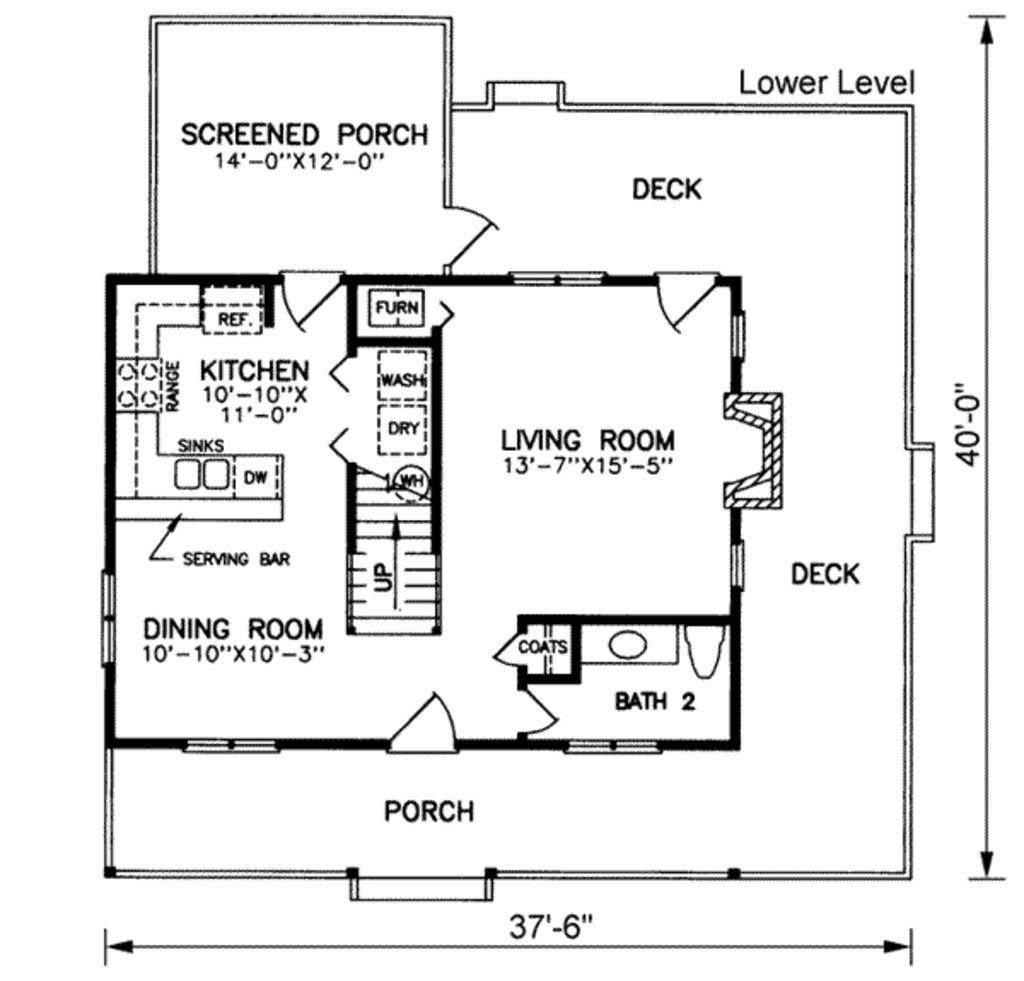Motherinlaw suite Cabin house plans, Country style