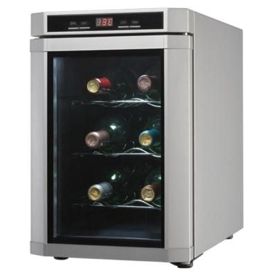 Danby 6 Bottle Thermoelectric Countertop Wine Cooler Dwc620pl Sc