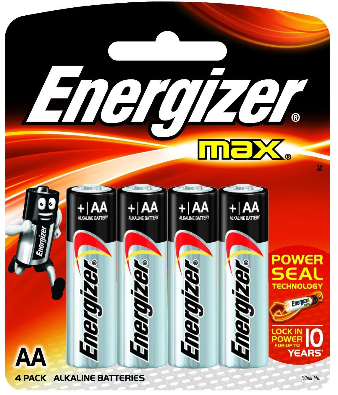 One Stop For Shopping Energizer Max Alkaline Battery E91bp4 Aa Total 4 Aa Batteries For Rs 99 Energizer Battery Energizer Alkaline Battery