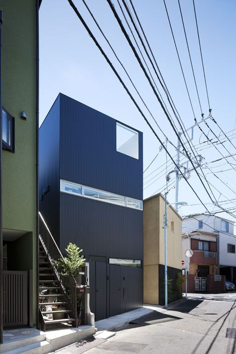 Apollo Architects Associates Rip Residential Entrance Is