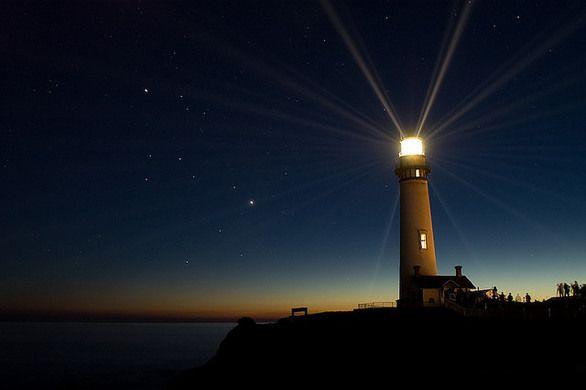 Pigeon Point Lighthouse – Pescadero, California   Atlas Obscura