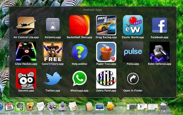 ใช้งานแอพ Android บน Mac OS X ง่ายๆด้วย BlueStacks App