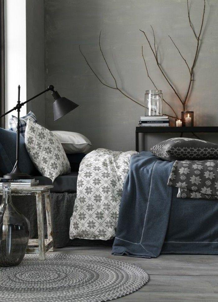 Trendige Schlafzimmer Farben