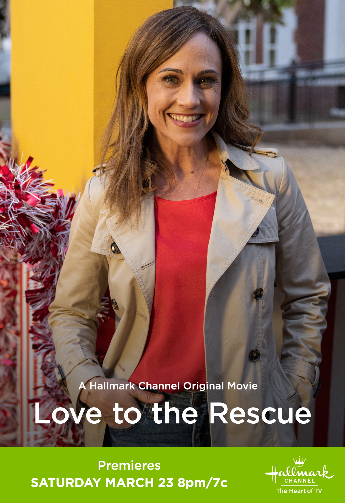 Kate Nikki Deloach Works As An Animator But When She Has To Share Custody Of A Rescue Dog With Eric Michael Hallmark Movies Hallmark Channel Romance Movies