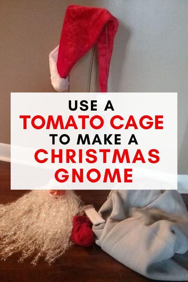 Photo of How to Make DIY Christmas Gnome Idea,  #Christmas #DIY #Gnome #idea